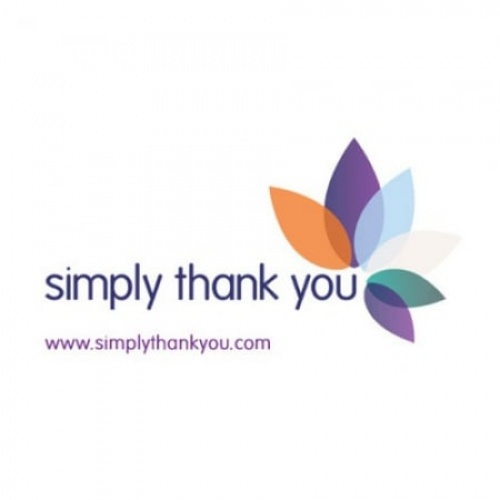 Simply Thank You - Unique Branded Cardboard Packaging