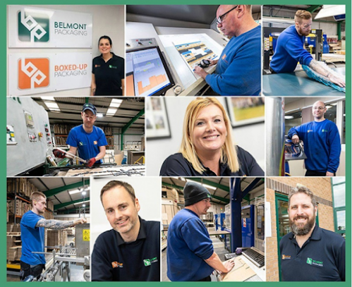 Belmont Packaging is Delighted to Announce a Move to a Four Day Working Week