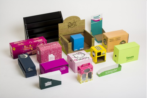 How are boxes printed?