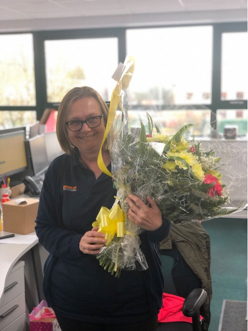 A month of celebrations for long-serving Belmont employee