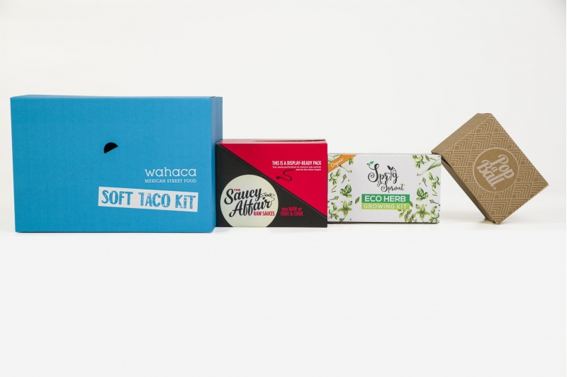 Branded Cardboard Packaging