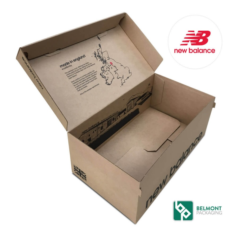 Retail Ready Packaging- New Balance