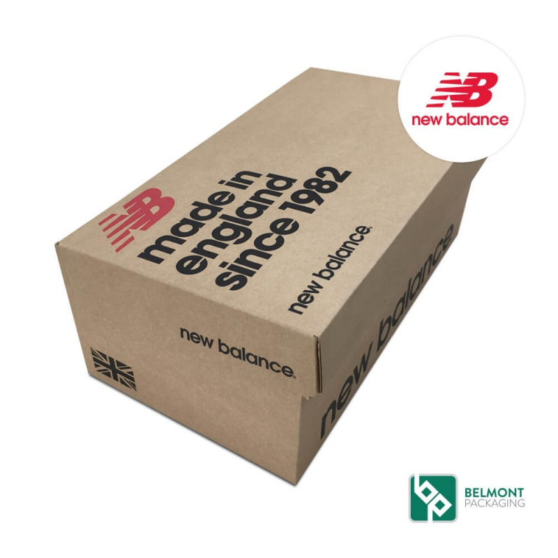 Retail Ready Packaging- New Balance 2