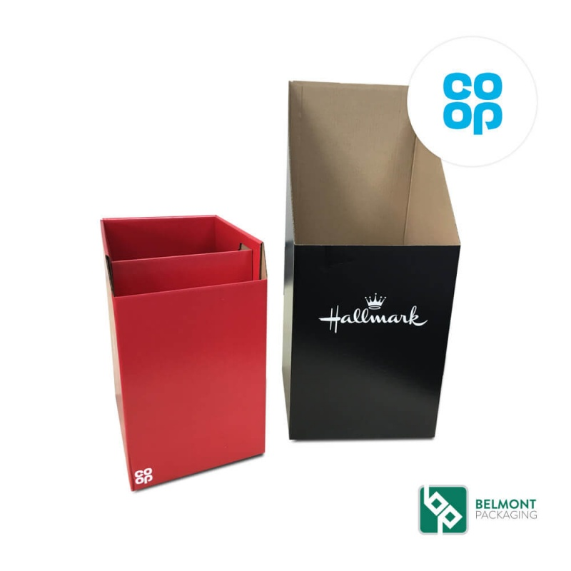 Retail Ready Packaging- Hallmark