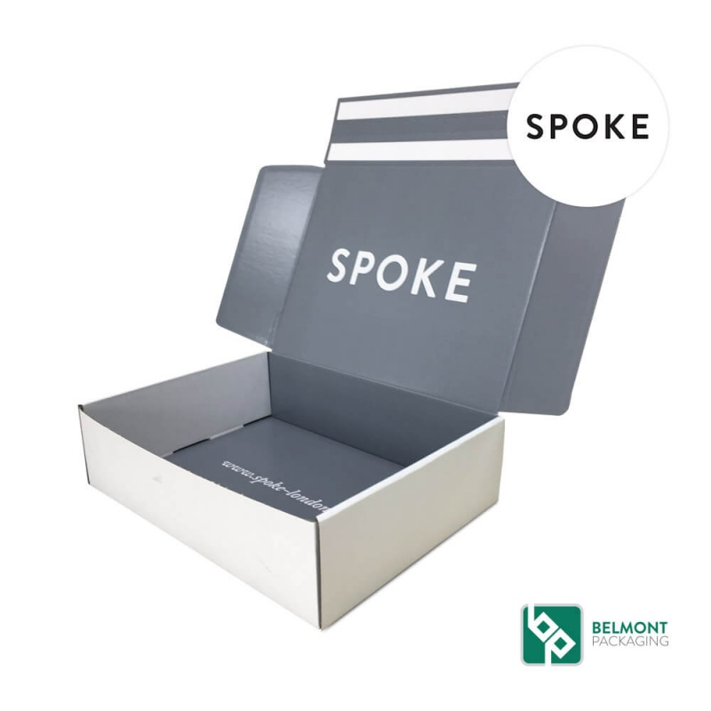 Retail Ready Packaging- Spoke