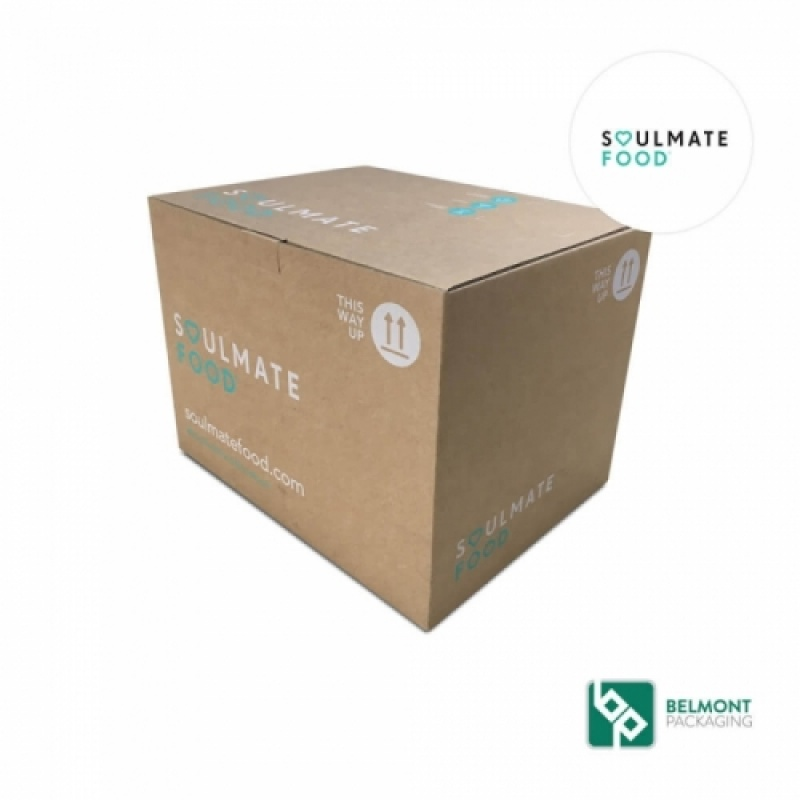 Transit Packaging- SoulMate Food