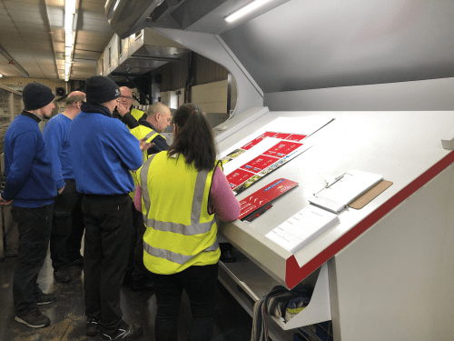 Quality Assurance: BOBST Digital Inspection Table