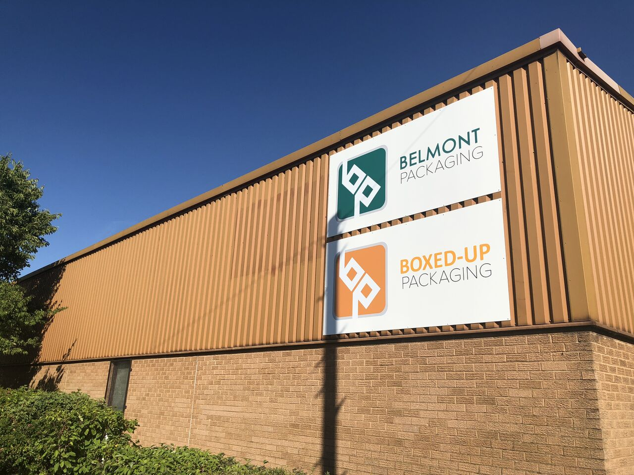 Belmont Packaging & Boxed Up Warehouse, Greater Manchester