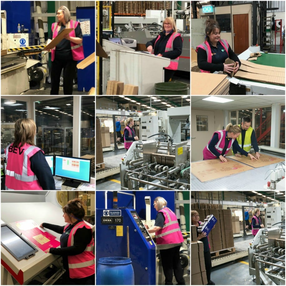 International Womens Day at Belmont Packaging 2018